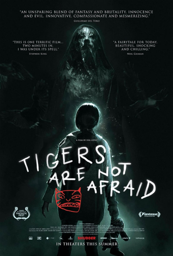 "Trailer Απο Το ""Tigers Are Not Afraid"""