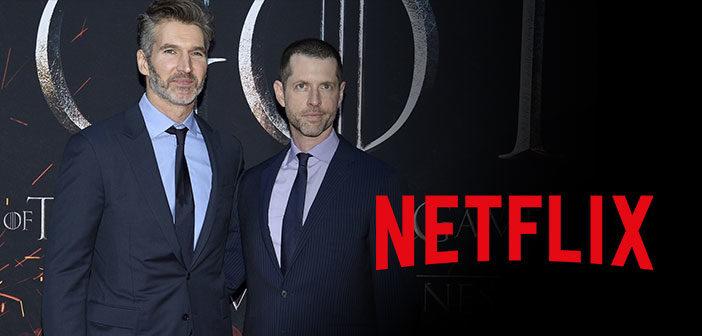 Οι David Benioff Και D.B. Weiss Στο Netflix