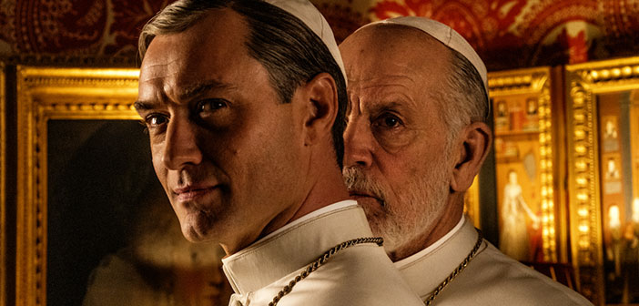"Trailer Απο Το ""The New Pope"""