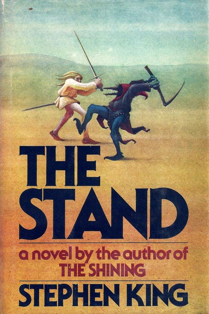 """Πρώτη Ματιά Στο """"The Stand"""""""
