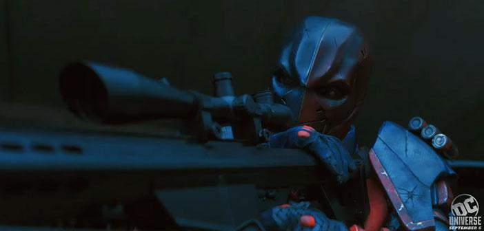 """Νέο Trailer Απο Την Δεύτερη Σεζόν Του """"Titans"""""""