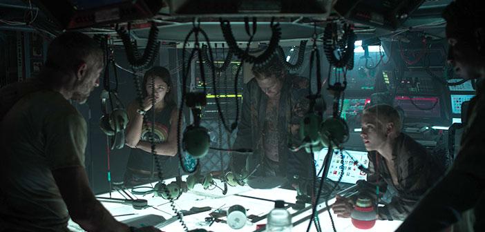 """Πρώτο Trailer Απο Το """"Underwater"""""""