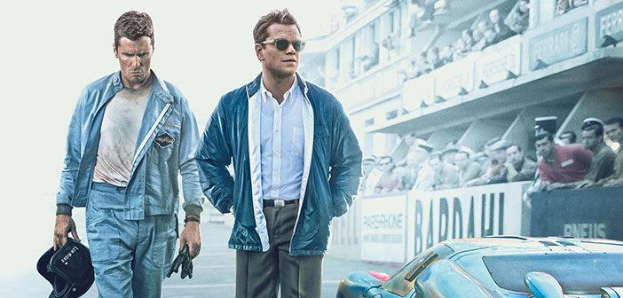 """Νέο Trailer Απο Το """"Ford v. Ferrari"""""""