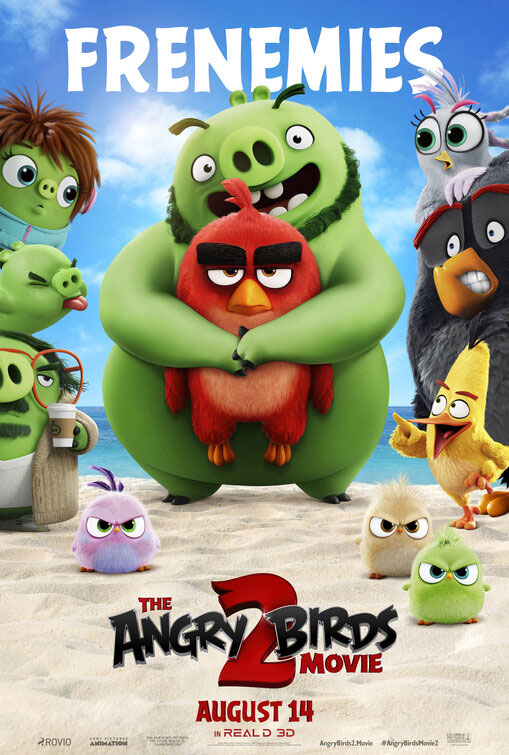 """The Angry Birds Movie 2"""