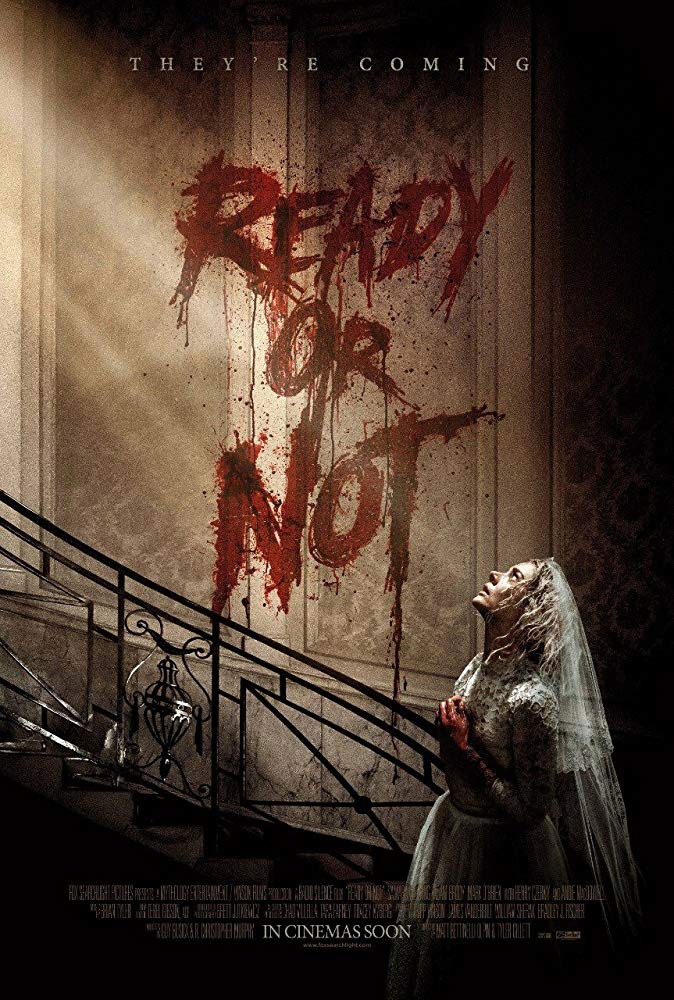 """""""Ready or Not"""""""