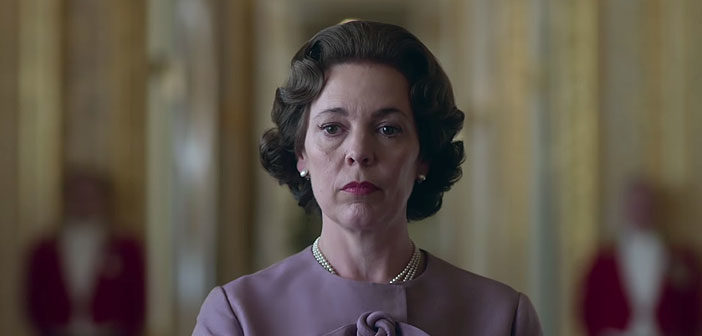 "Trailer Απο Την Τρίτη Σαιζόν Του ""The Crown"""