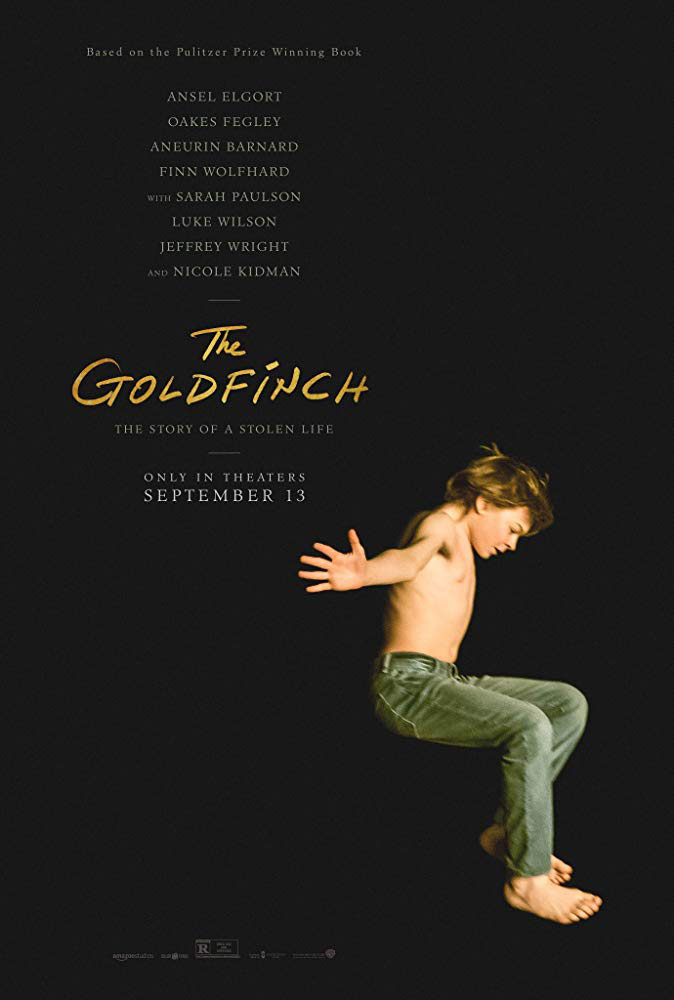"""The Goldfinch"""