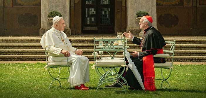 """Trailer Απο Το """"The Two Popes"""""""
