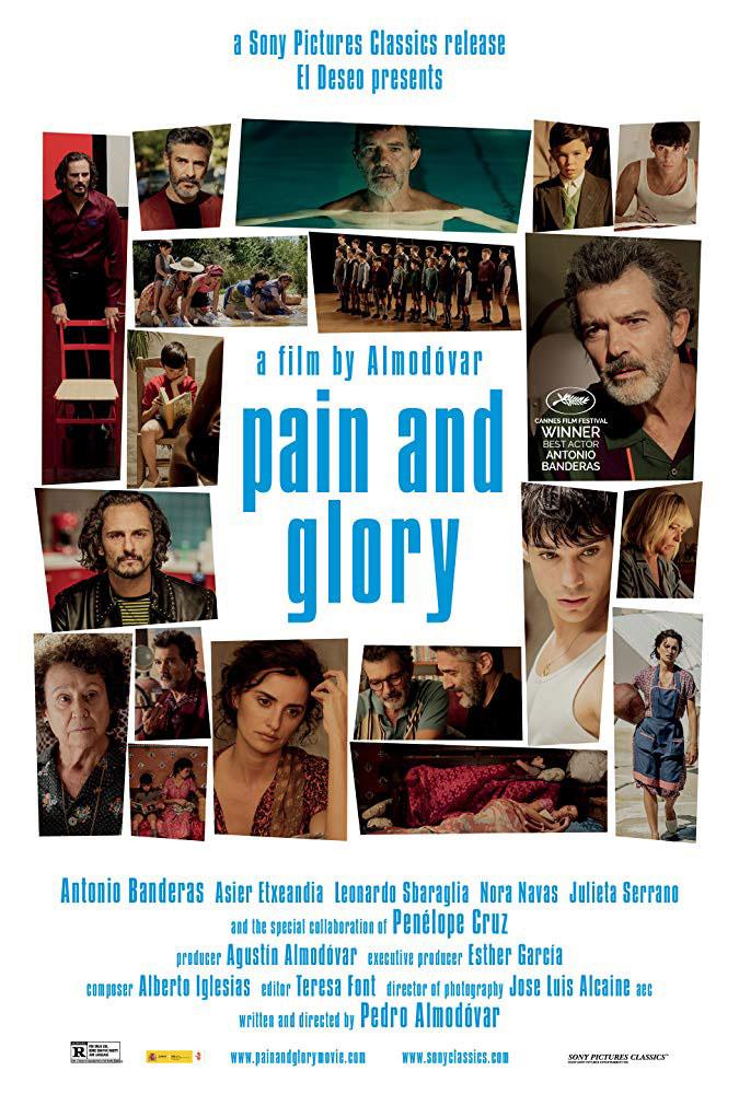 """Pain & Glory"""