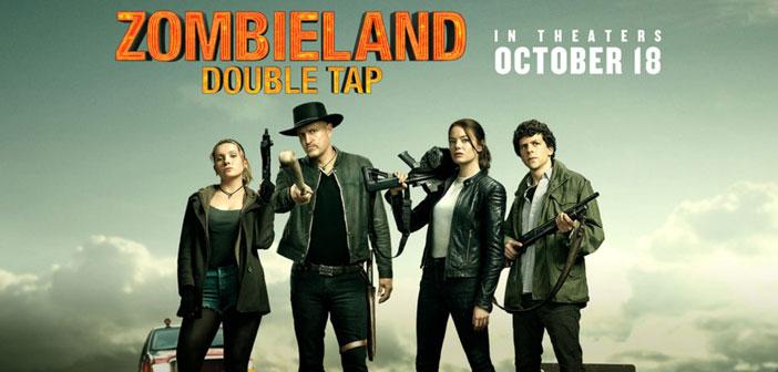 """Νέο Trailer Απο Το """"Zombieland Double Tap"""""""