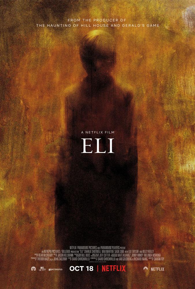 """Πρώτο Trailer Απο Το """"Eli"""""""