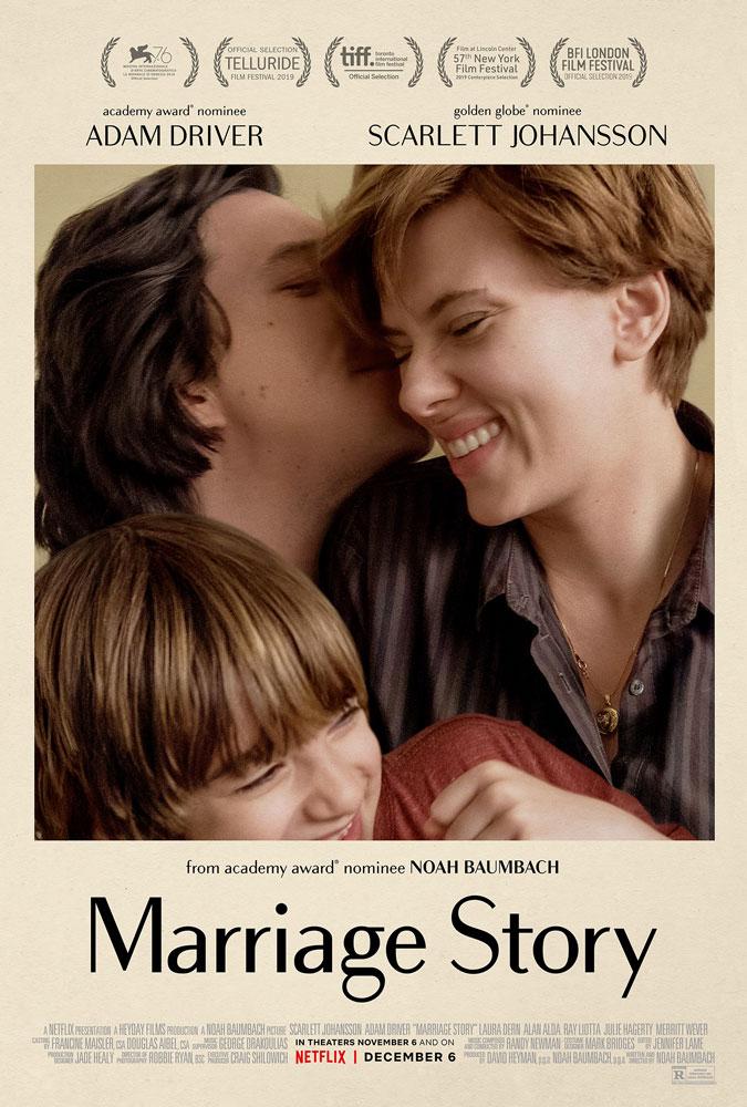 """Νέο Trailer Απο Το """"Marriage Story"""""""
