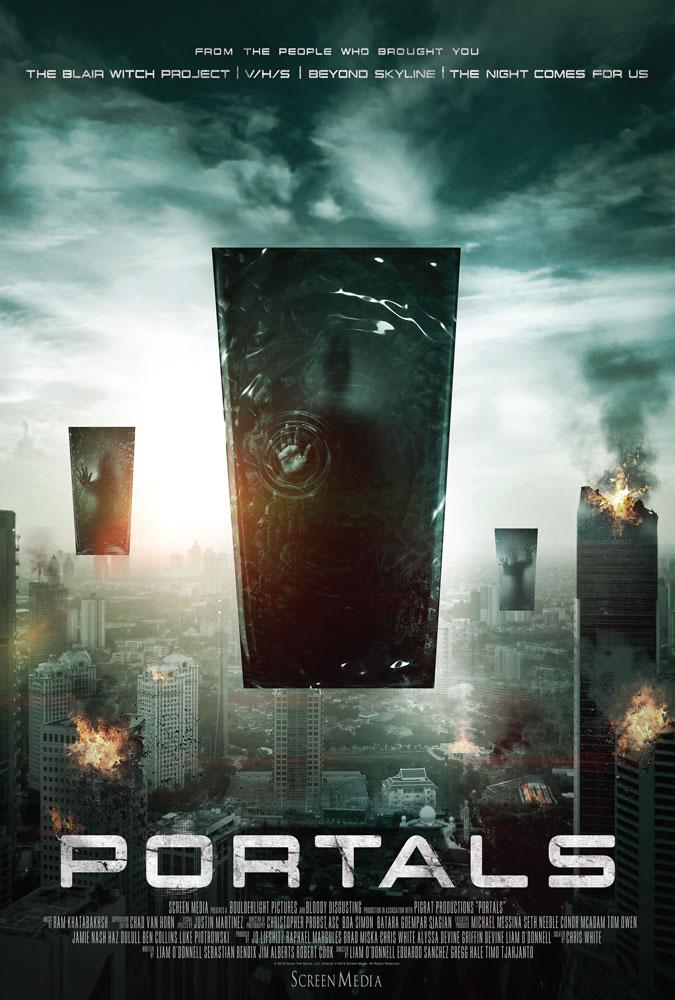 """Πρώτο Trailer Απο Το """"Portals"""""""