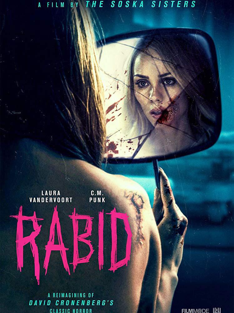 "Trailer Απο Το Θρίλερ Τρόμου ""Rabid"""
