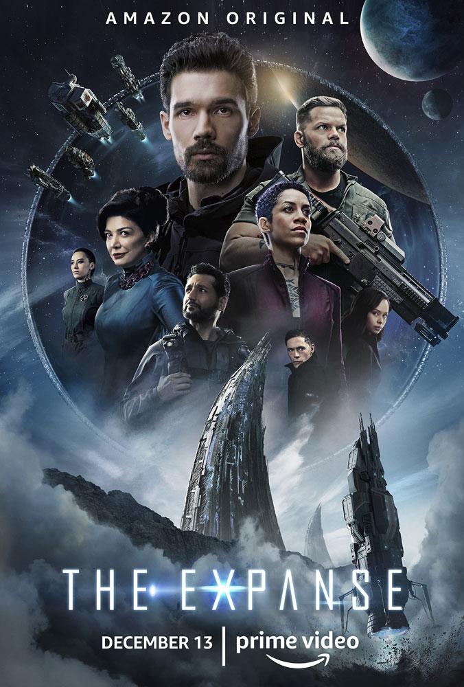 """Πρώτο Trailer Απο Την Τέταρτη Σαιζόν Του """"The Expanse"""""""