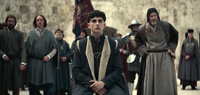 """Νέο Trailer Απο Το """"The King"""" Του Netflix"""