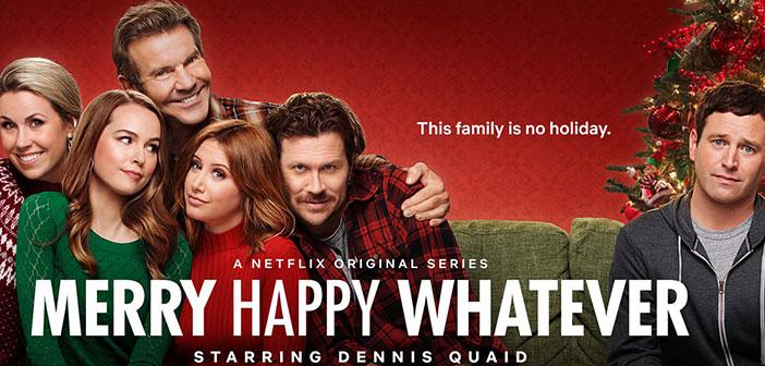 """Πρώτο Trailer Απο Το """"Merry Happy Whatever"""""""