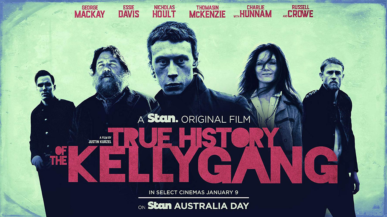 "Πρώτο Trailer Απο Το ""True History Of The Kelly Gang"""