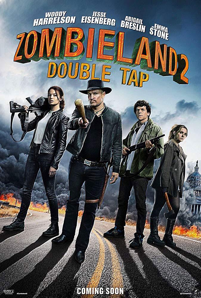 """Zombieland: Double Tap"""