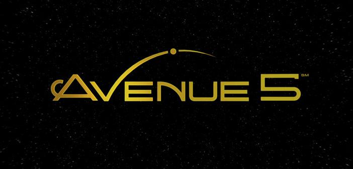 """Πρώτο Trailer Απο Το """"Avenue 5"""""""