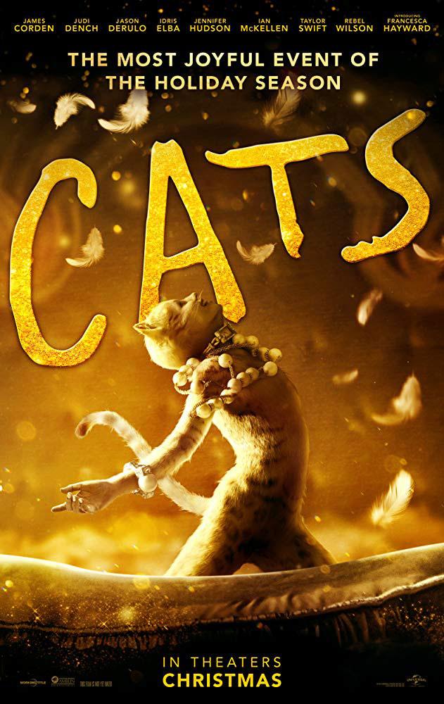 """Νέο Trailer Απο Το """"Cats"""""""