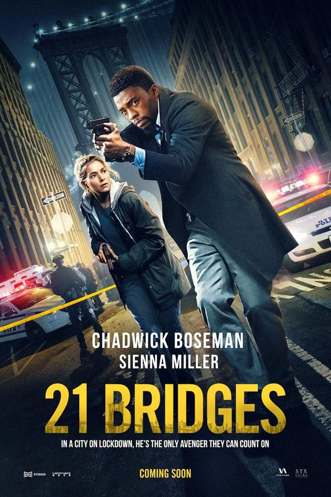 """""""21 Bridges"""""""