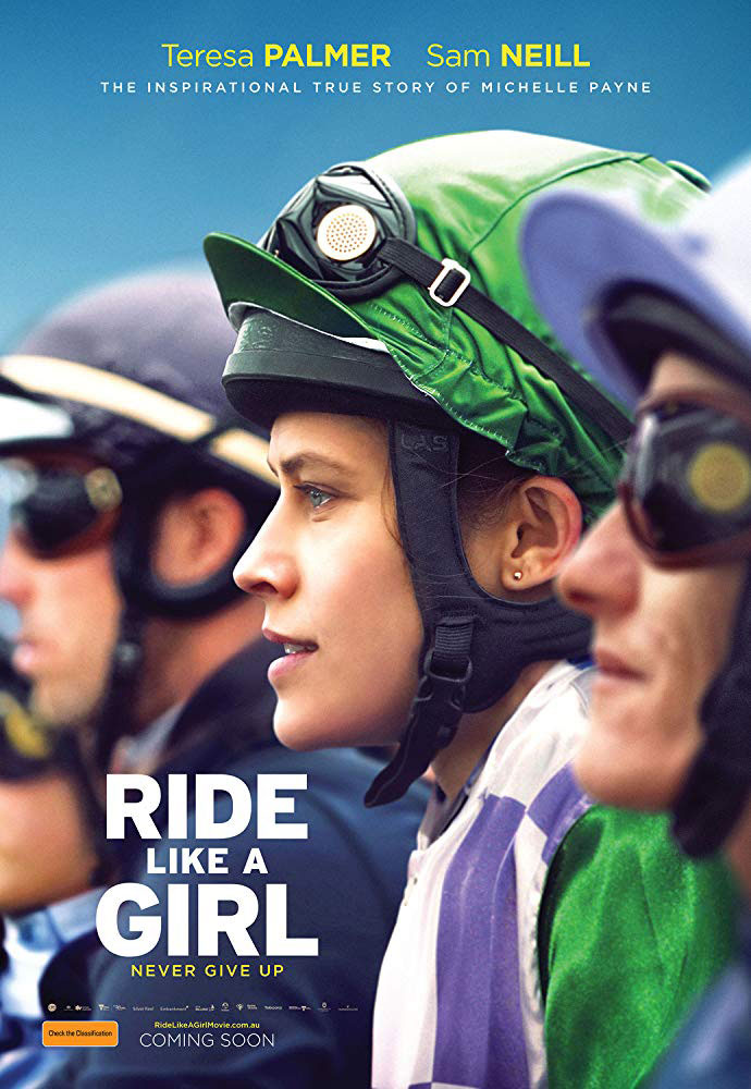 """Ride Like a Girl"""
