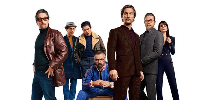 """Νέο Trailer Απο Το """"The Gentlemen"""""""