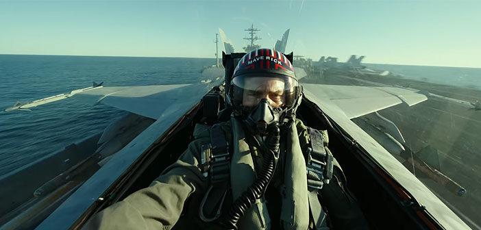 """Νέο Trailer Απο Το """"Top Gun: Maverick"""""""