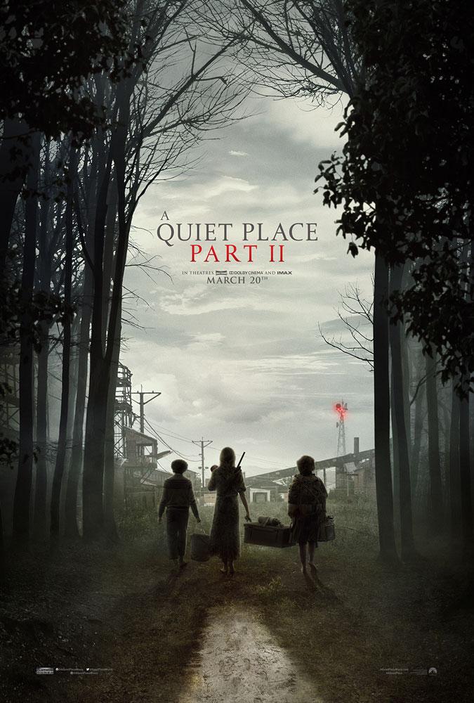 """Πρώτο Teaser-Trailer Απο Το """"A Quiet Place Part 2"""""""