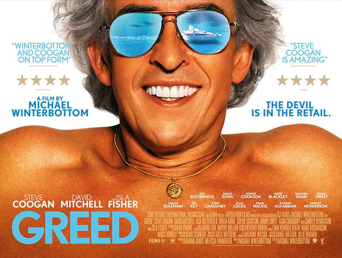 """Greed"""