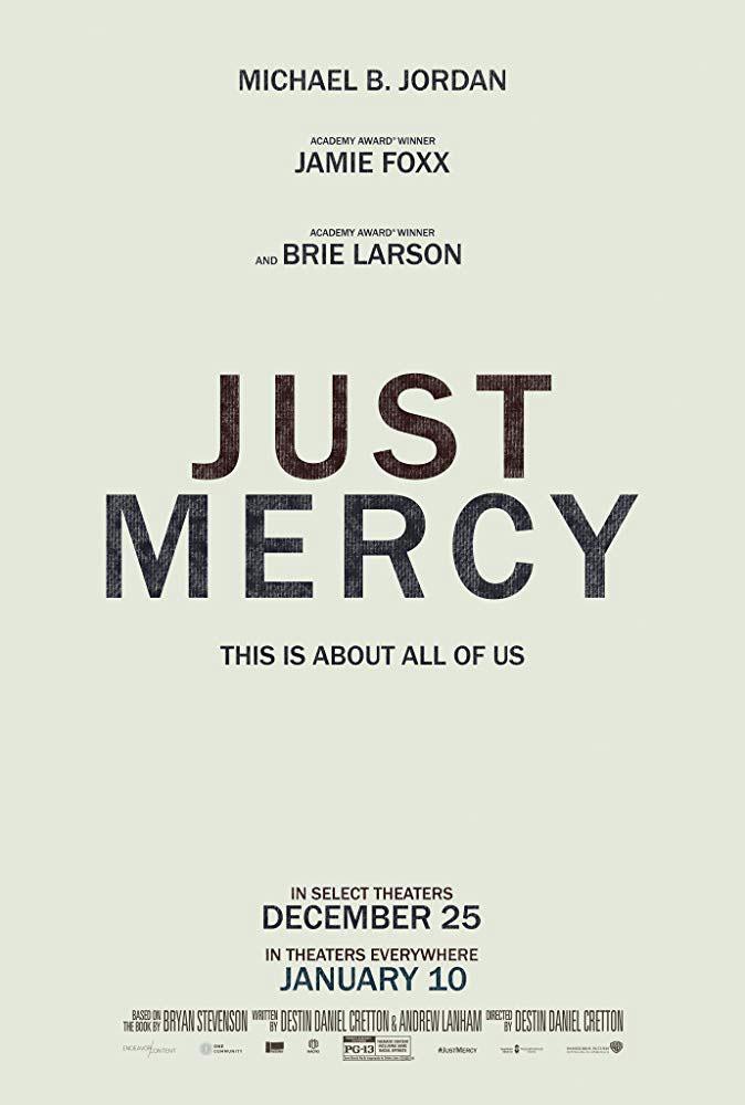 """Νέο Trailer Απο Το """"Just Mercy"""""""