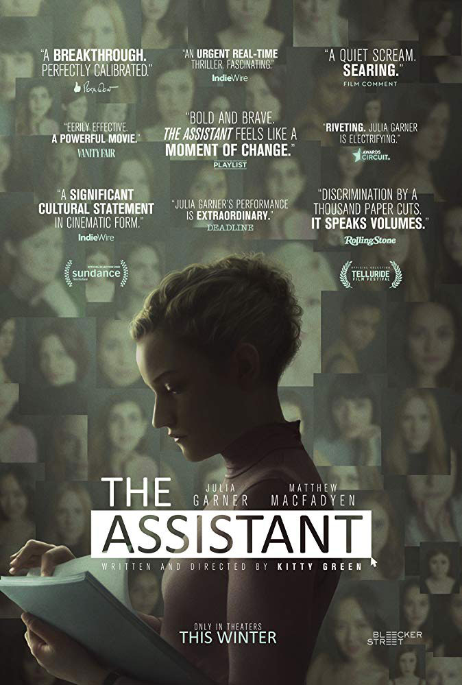 """""""The Assistant"""""""