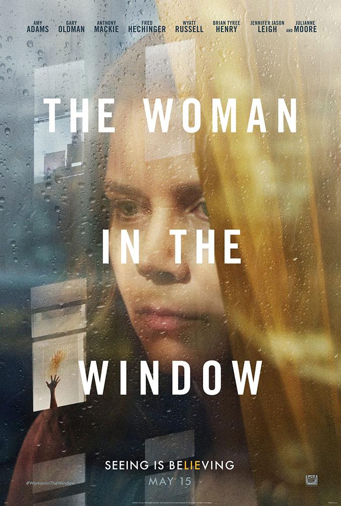 """Πρώτο Trailer Απο Το """"The Woman in the Window"""""""