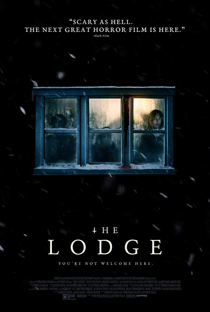 """Νέο Trailer Απο Το """"The Lodge"""""""