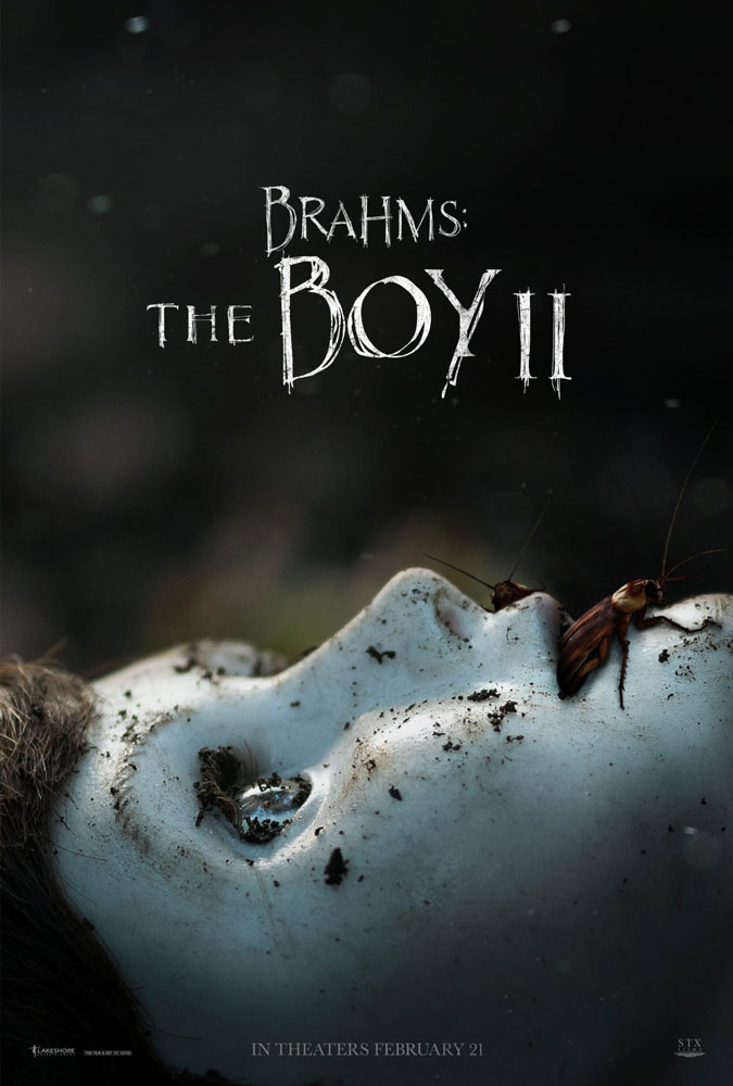 "Πρώτο Trailer Απο Το ""Brahms The Boy II"""