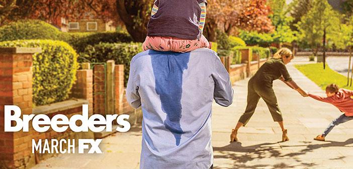 """Πρώτο Trailer Απο Το """"Breeders"""" Του FX"""