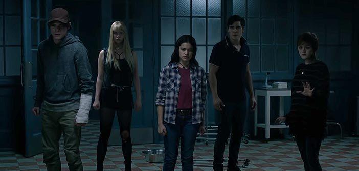 """Νέο Trailer Απο Το """"The New Mutants"""""""