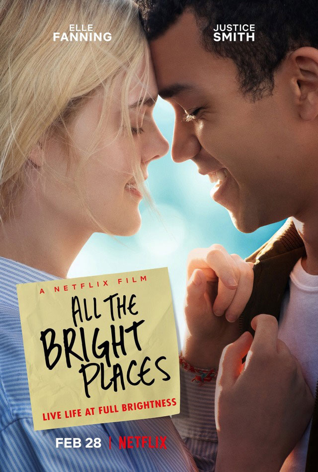 """Πρώτο Trailer Απο Το """"All the Bright Places"""" Του Netflix"""