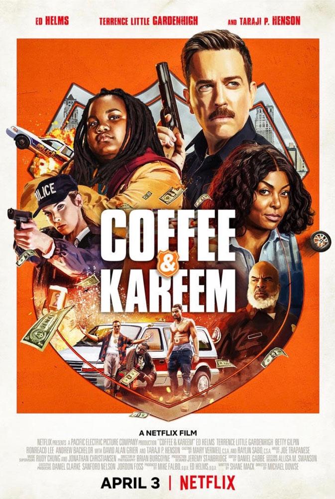 """Πρώτο Trailer Από Το """"Coffee & Kareem"""" Του Netflix"""