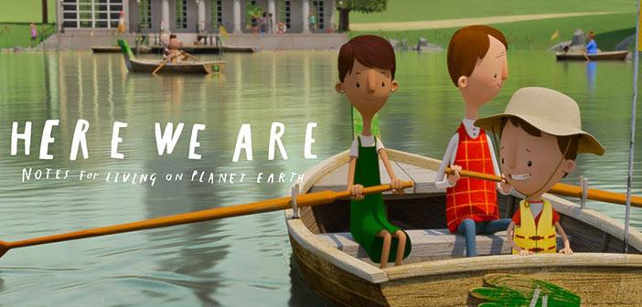 """Πρώτο Trailer Απο Το """"Here We Are"""""""