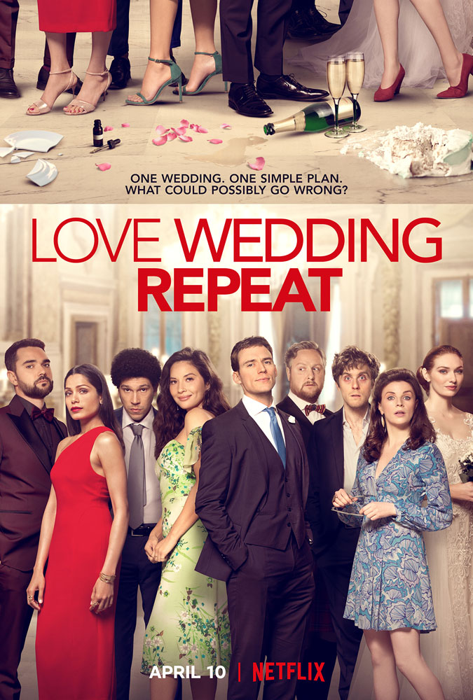 "Πρώτο Trailer Απο Το ""Love Wedding Repeat"""