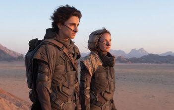 """Πρώτες Εικόνες Απο Το """"Dune"""" Του Denis Villenueve"""