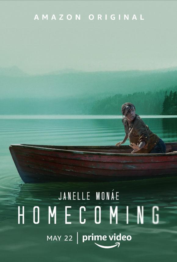 """Πρώτο Trailer Απο Την Δεύτερη Σεζόν Του """"Homecoming"""""""