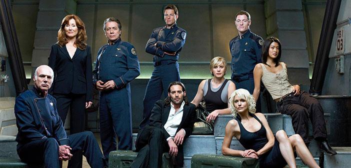 """Το """"Battlestar Galactica"""" Επιστρέφει Στην Τηλεόραση"""