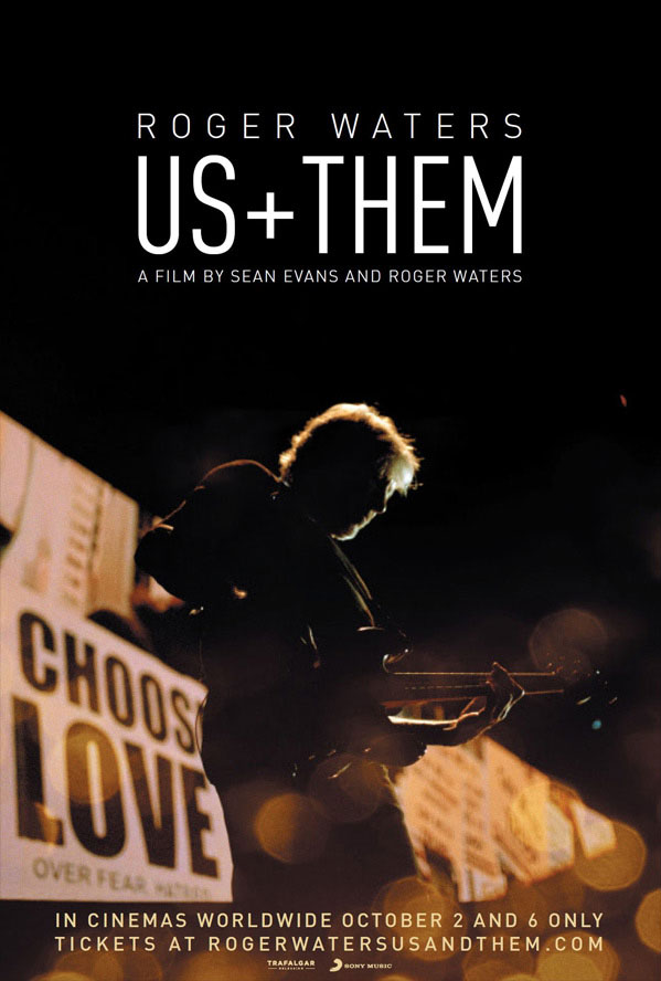 "Trailer Απο Το ""Roger Waters Us And Them"""