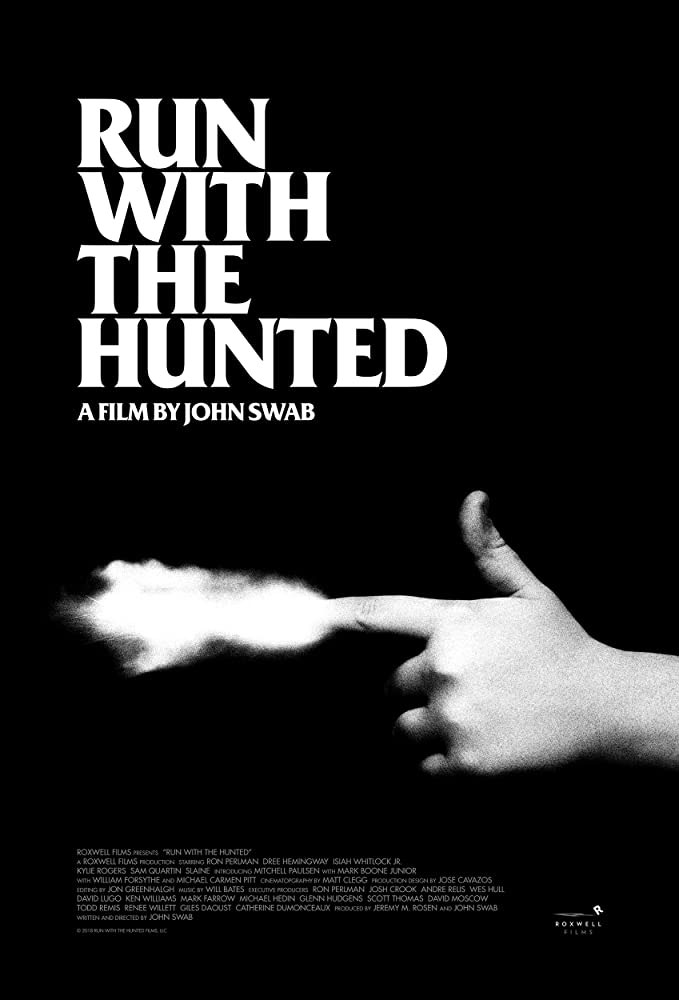 "Trailer Απο Το ""Run with the Hunted"""