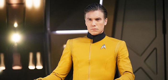 """Το CBS All Access Παρήγγειλε Το """"Star Trek Strange New Worlds"""""""