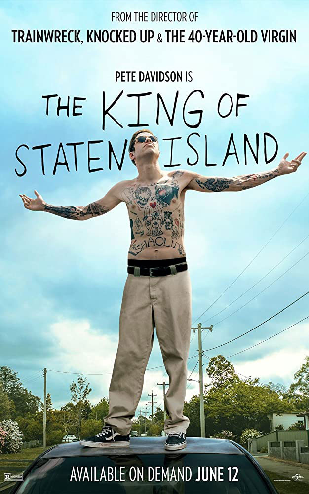 "Trailer Απο Το ""The King of Staten Island"""