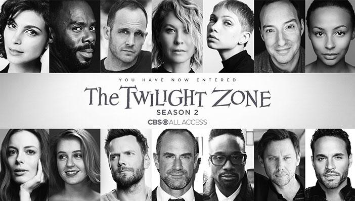 """Πρώτο Trailer Από Την Δεύτερη Σεζόν Του """"The Twilight Zone"""""""
